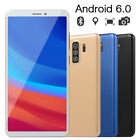 "Unlocked 5"" Android 6.0 Cell Phone Quad Core Dual Sim 16gb + 2g Ram Smartphone"