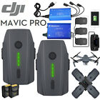 Knowledgeable Flight Battery & Charger For DJI Mavic Pro Quadcopter Platinum Drone