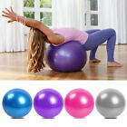 "22""/26""/30"" Yoga Ball Balance Exercise Fitness Gymnastic Strength Gym Free Pump image"