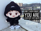 Hand-made Kpop EXO XOXO Park Chanyeol Doll Clothes Cool Hoodie Gift Be