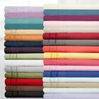 TURKISH COMFORT 1800 Count Collection Extra Soft Bed Sheets Set Deep Pocket 16'' image