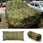 Camo Net Camouflage Hidden Netting For Hunting Shooting Tent Military Training