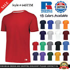 Russell Athletic Mens Dri-Power Essential Blend Sports T-Shirt S-2XL Tee 64STTM image