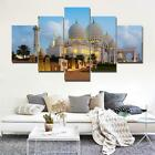 A Day At The Mosque 5 Piece Canvas Art Wall Art Picture Painting Home Decor
