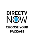 DirecTV Now - Choose Your Package - Fast Delivery