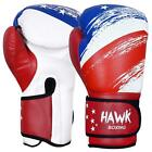 Unisex Boxing Gloves Training Sparring Kickboxing Punching Heavy Bag Mitts USA