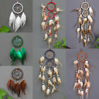Vintage Handmade Dream Catcher with Feather Wall Hanging Decoration Ornament