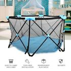 Foldable Baby Playpen Toddler Kids Safety Fence Play Center Play Yard Play Pen