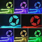 5M 5050 SMD 300LED 60LED/M Non-Waterproof Flexible Light Strip Lamp For Home Car