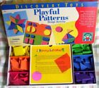 Discovery Toys Playful Patterns Foam by the Each You Pick the Shape & Color