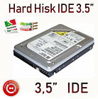 HARD DISK  COMPUTER  INTERNO 40 GB - 500 GB IDE PER DESKTOP PC FISSO  3.5
