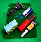 BARGAIN Snooker Cue Tipping Kit £14.99 GBP on eBay