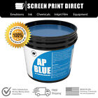 Ecotex® AP-BLUE All Purpose Ready to Use Screen Printing Emulsion - ALL SIZES
