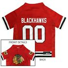Chicago Blackhawks Pet Jersey NHL clothes for Dog / Cat Sizes XS-XL $21.79 USD on eBay