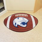 NCAA Football Mat Area Rug Choose Your Team