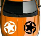 US USA American Army Military 5 Point Star Graphic Vinyl Decal Sticker V13 $8.95 USD on eBay