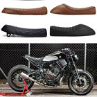 Motorcycle Cafe Racer Vintage Seat Flat & Hump Saddle For Yamaha XSR900 XSR700 $41.51 USD on eBay