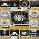 Внешний вид - Wall Tapestries Moon Phase Tapestry Wall Hanging Tapestry Blankets Gothic Decor