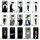 James Bond 007 Rubber Mobile Phone Case Cover Fits Samsung Galaxy Models £2.95 GBP on eBay
