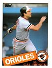 1985 Topps Baseball Cards Complete Your Set U-Pick #'s 1-200 Nm-M
