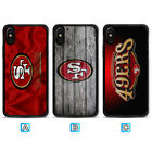 San Francisco 49ers Phone Case For Apple iPhone X Xs Max Xr 8 7 Plus 6 6s $4.99 USD on eBay