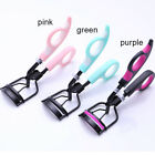 3 Colors Eyelash Curler Antislip Handle Eye Makeup Beauty Curling Lashes Tools