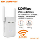 Comfast 1200Mbps Network WiFi Signal Range Booster Extender Amplifier Repeater