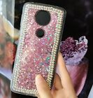 Fashion Bling Sparkle Glitter Case For Samsung S10 Plus Shockproof Phone Cover