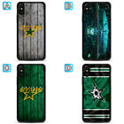 Dallas Stars Phone Case For Apple iPhone X Xs Max Xr 8 7 Plus 6 6s $4.49 USD on eBay