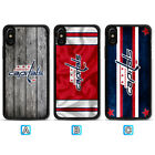 Washington Capitals Sport Phone Case For Apple iPhone X Xs Max Xr 8 7 Plus 6 6s $3.99 USD on eBay
