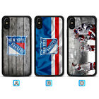 New York Rangers Sport Phone Case For Apple iPhone X Xs Max Xr 8 7 Plus 6 6s $4.99 USD on eBay
