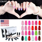 Elite99 Gel Polish 8pcs Soak Off Varnish Nail Art Manicure Set Gift Box US STOCK $13.59 USD on eBay