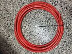 """HYDRAULIC HOSE 100R 7 THERMOPLASTIC NON CONDUCTIVE HOSE 3/8"""" VARIOUS LENGTHS"""