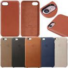 Case For iPhone 11 PRO XS MAX XR 8 7 6 Plus SE Original Genuine PU Leather Cover