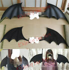 Touhou Project Remilia Anime Cosplay Props Scarlet Devil Vampire Bat Black Wings