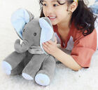 Flappy Ear The Elephant Peek-a-boo Flap Liam Lena Sing & Play Plush Toy for Baby