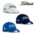 [US] Titleist Golf MLB Tour Performance Hat Adjustable TH7APMLB Cap LA, NYY, OAK