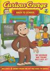 NEW Curious George DVD's Various Titles PBS Kids Cartoons Monkey SEALED