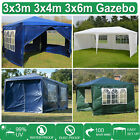 Heavy Duty Gazebo Party Wedding Outdoor Patio Tent Canopy Outside Pavilion Event