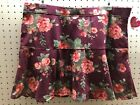 CANYON RIVER BLUES GIRLS PLUS FLORAL FLARE SKATER SKIRT / SKORT  FREE Shpg NWTA