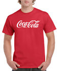 Coca Cola T-Shirt Red T-Shirt Classic Logo Graphic Unisex Adult Size S-2XL $11.99  on eBay