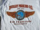 Dudley Perkins Co. Harley-Davidson Wing Wheel Long Sleeve T-Shirt **BRAND NEW** image