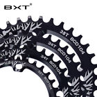Bicycle Chainwheel MTB Bike BCD104mm Chainring Narrow Wide 32T/34T/36T/38T Black