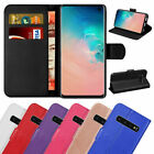 For Samsung Galaxy S8 S9 Plus S7 S6edge Flip Leather Wallet Book Phone Case Covr