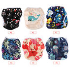 Baby Unisex Reusable Breathable Swim Diapers Summer Pool Pant Training Pants JS