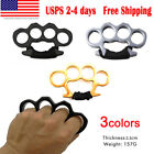Four Finger Keychain Survival Emergency Self-Defense Knuckles Ring EDC Tool USA