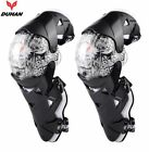 100% DUHAN Motorcycle Motocross Off-road Sports Racing Cycling Knee Pads Armored
