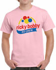 065 Ricky Bobby Pit mens T-shirt funny movie race car costume vintage retro new