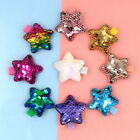 Children Baby Girls Shiny Sequins Five pointed Star Side Clip Hairpin Utility