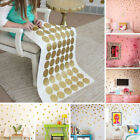 20/54pcs Polka Dot Wall Stickers Wall Decal Circle Theme Home Decor Children Diy